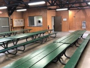 River Park Shelters in Sheboygan Falls